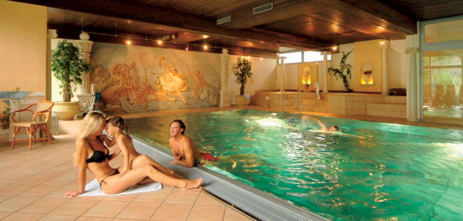 Hotel Hanneshof, Filzmoos, Austria - Indoor Pool.jpg